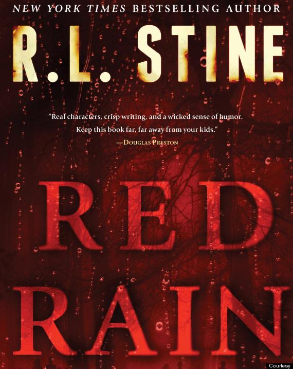 Red Rain, the New R. L. Stine Novel For Adults
