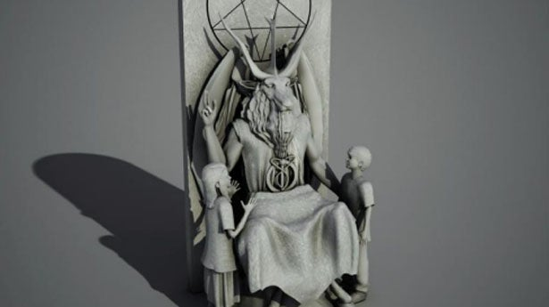 Satanic Temple, You Are Officially Out of Control
