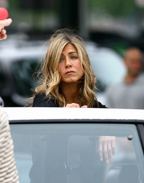 Jennifer Aniston Must Compete with Gerard Butler's War Pug for Affection