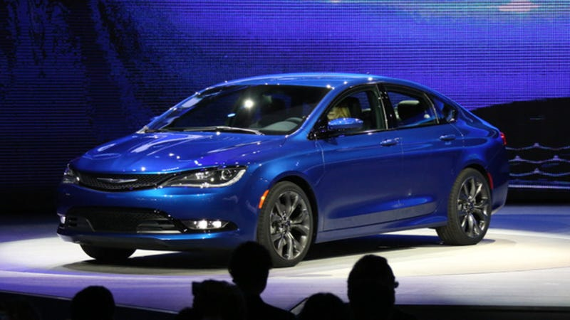 The 2015 Chrysler 200 Is The New Face Of The Brand