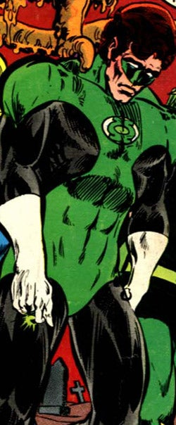 Green Lantern's Epic Space-Hero Script Gets A B-Minus