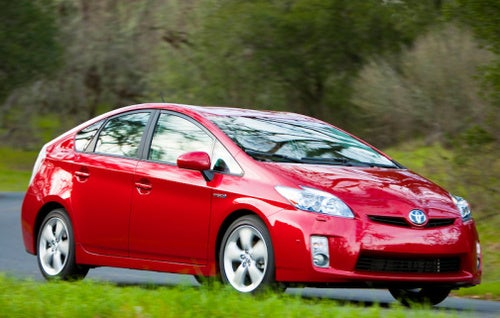 Sad Prius Driver Attempts To Race, Ends Up In Jail