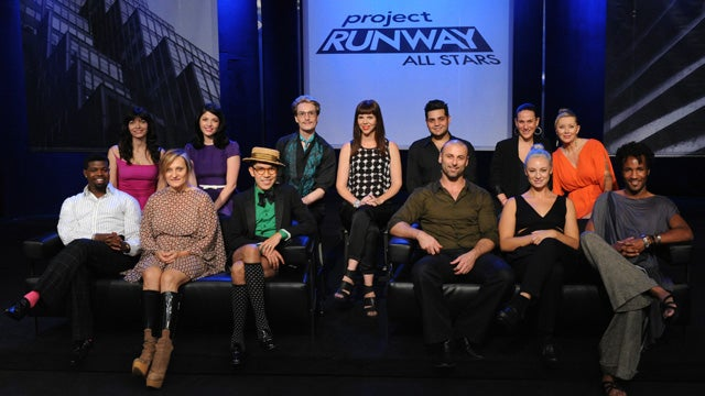 Live Blogging Project Runway All Stars, The Season Premiere