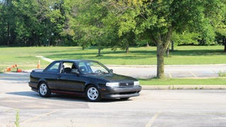 1993 Nissan Sentra SE-R: The Oppositelock Review