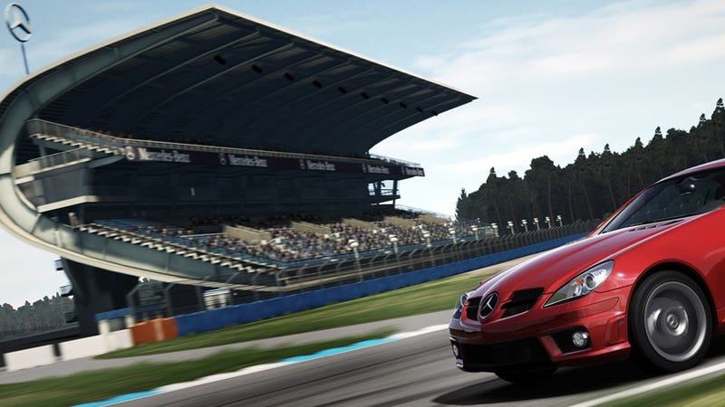 Forza Motorsport 4: The Tracks