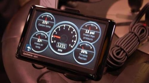 Garmin EcoRoutes ESP Displays Car Diagnostics On Your Nuvi GPS