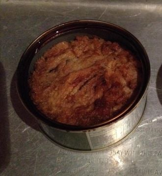 Smoke a Can of Tuna with Toilet Paper