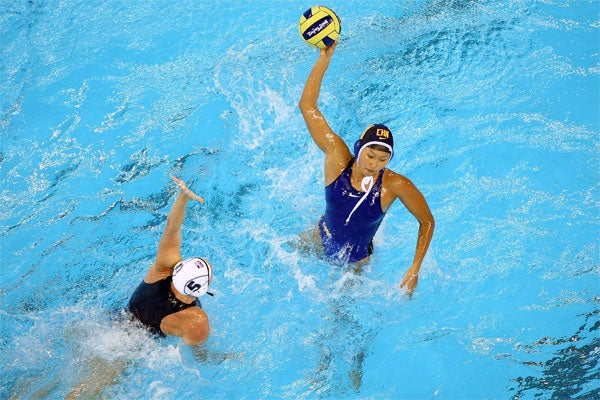 Golden Girls: Sun Huizi, Lauren Wenger