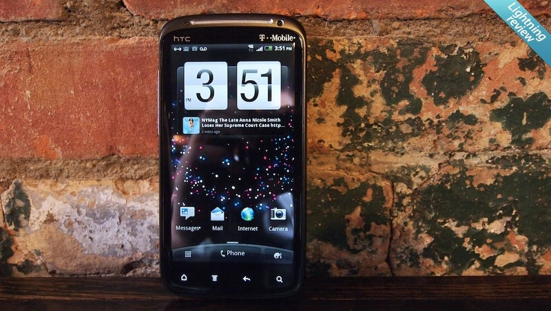 HTC Sensation 4G: Does Android Really Need Custom Skins Anymore? (No.)