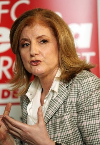 Arianna Huffington's Journalism Charity Helps Nobody but Herself
