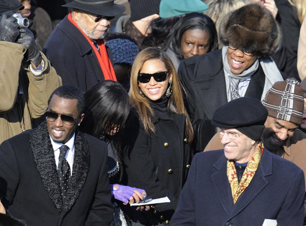 Inaugural Guests, From Malia To Jay-Z
