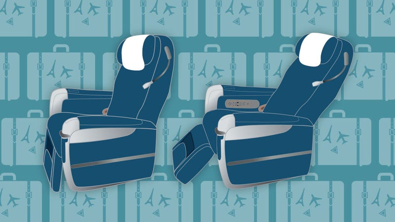 How to Fit Two Weeks Worth of Luggage Under the Airplane Seat in Front of You