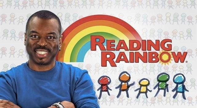 LeVar Burton Is Kickstarting the Return of Reading Rainbow