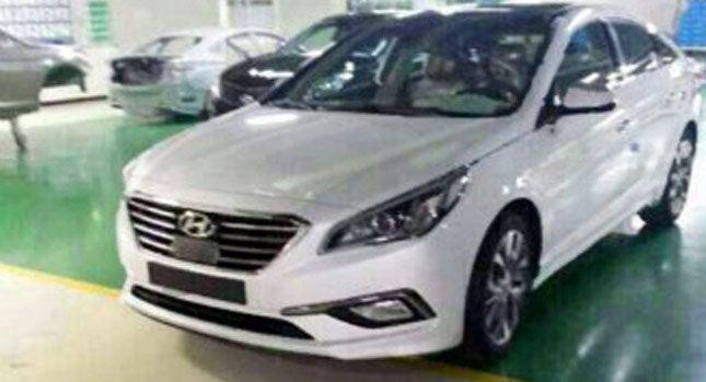 2015 Hyundai Sonata: This Is It