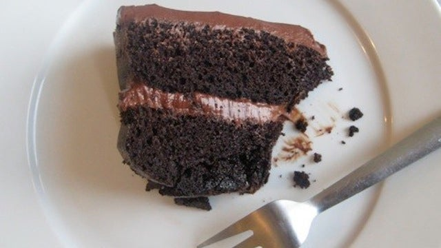 Add A Little Mayonnaise to Your Batter for Rich, Moist Chocolate Cake