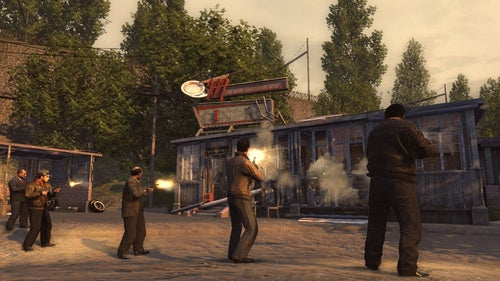 Mafia II Hands-On: The Scenic Route Is Full Of Centerfolds