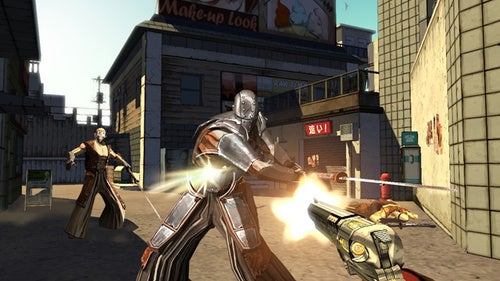 Red Steel Dev: No More Than 20 Percent Of Gamers 'Are Willing To Move'