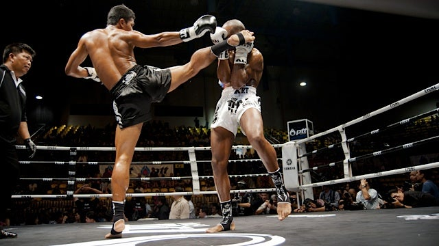 MMA Fighters Love Staph Infections