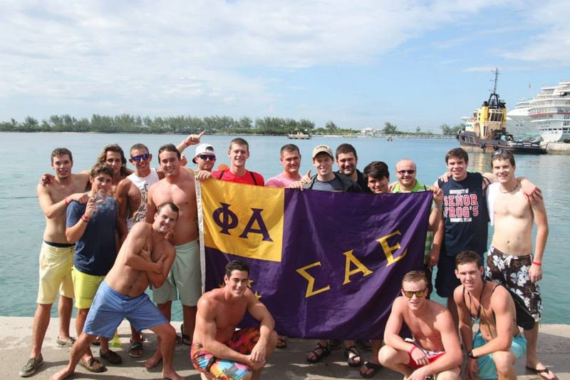 Learn a Hot Shot Frat's Secrets Without the Deadly Hazing