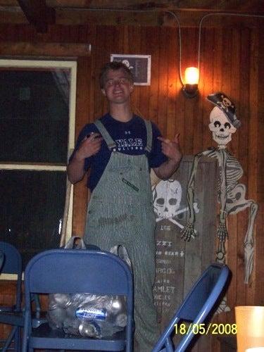 Ain't No Party Like a Skull & Bones Party