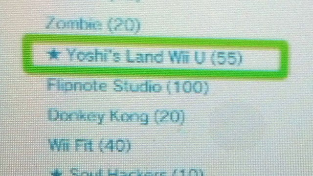 We Might be Getting a Game Called Yoshi's Land for the Wii U