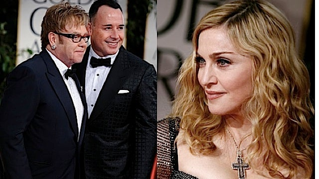 Oscar After-Party Showdown: Madonna vs. Elton John