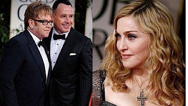Oscar After-Party Showdown: Madonna vs. Elton John