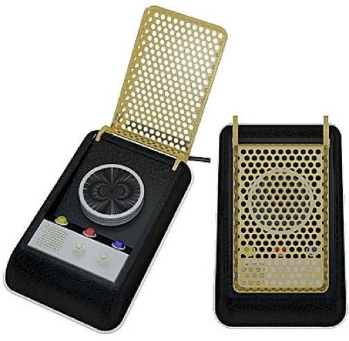USB Star Trek Communicator Lets You Do VoIP Over USB
