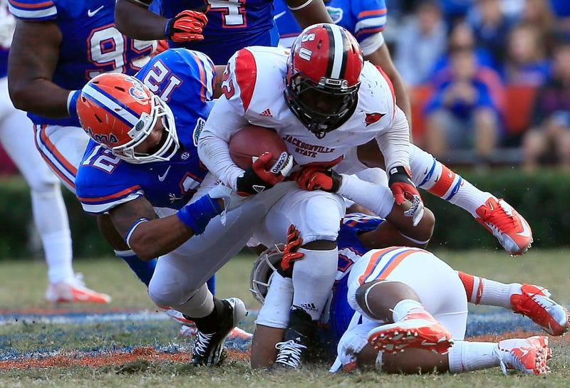 Charges Dropped Against Barking Florida Gator Antonio Morrison