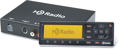 Directed Electronics DMHD-1000 HD Radio Tuner For Your Current Car Radio