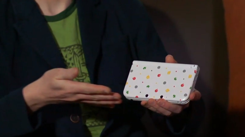 Animal Crossing 3DS XL Bundle Comes to North America June 9.