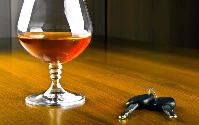 New Jersey Man Arrested After Showing Up Drunk for His Road Test
