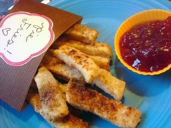 Innovation Alert: Pie Fries!