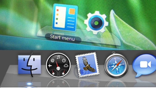 Samsung Is Copying Apple's Dock In Their Win 8 Machines Too: Will They Ever Learn?