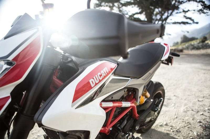 RideApart Review: 2013 Ducati Hypermotard SP
