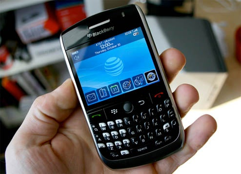 Mumbai Terrorists Watch World React With Horror Using BlackBerrys