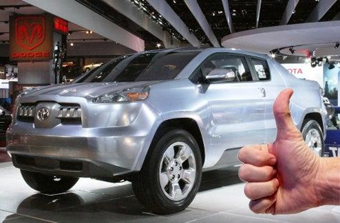 Toyota A-BAT Gets Green Light, Tundra Diesel Gets Black Flag