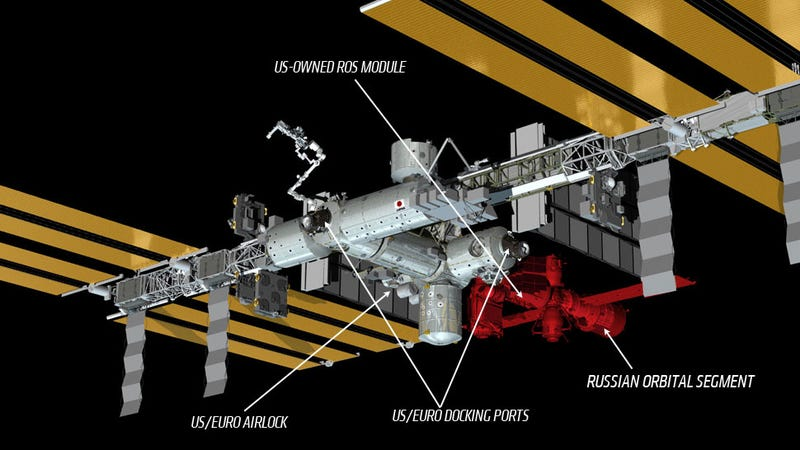 How NASA Can Run The International Space Station Without Russia