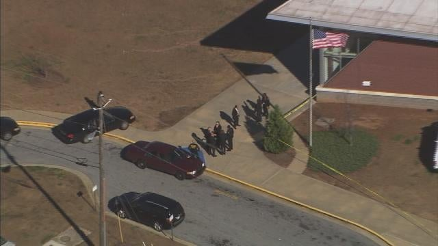 14-Year-Old Student Shot in Neck, Teacher Wounded at Atlanta Middle School [UPDATED]