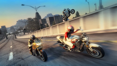Burnout Paradise Bikes Hint At Looming Conflict Between Publishers And GameStop