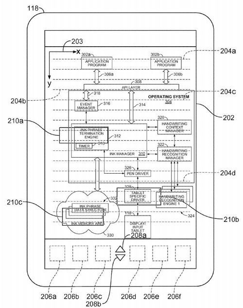 Apple's New Patent Application For Pen-Based Tablet Input