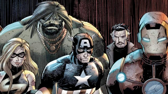 Marvel Comics' top writers reveal the superheroes' next big challenge (and why Hulk's rocking a mustache)