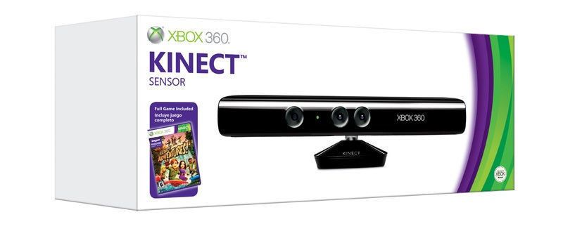 Microsoft Prices Kinect, Xbox 360 Motion Games