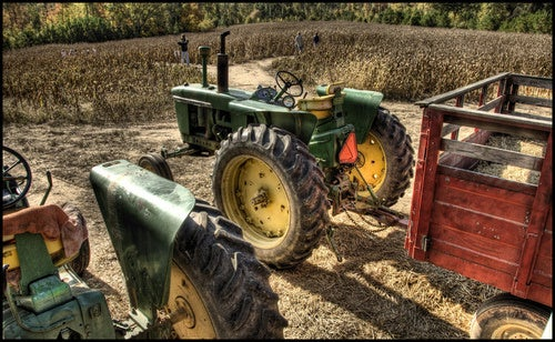 Awesome HDR Gallery Of John Deere Goodness