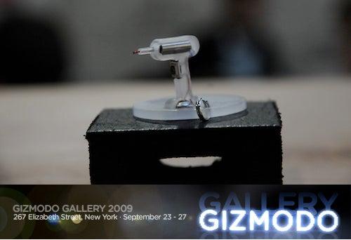 At Gizmodo Gallery 09: Freakishly Tiny Drill!