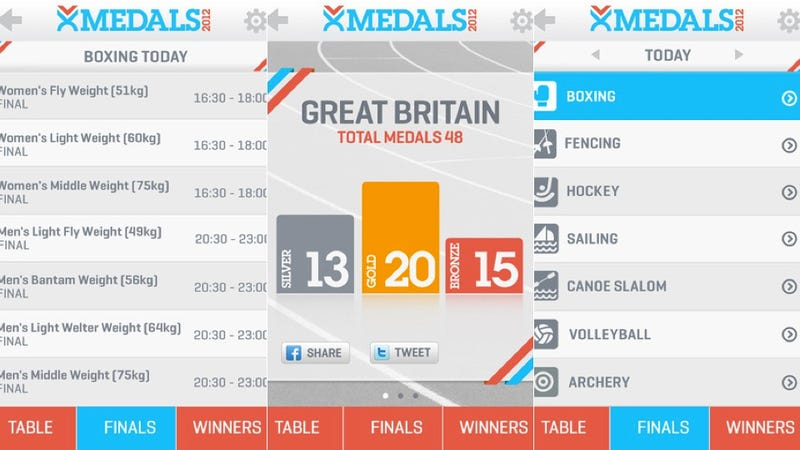 Which Olympics App Is Right For You?