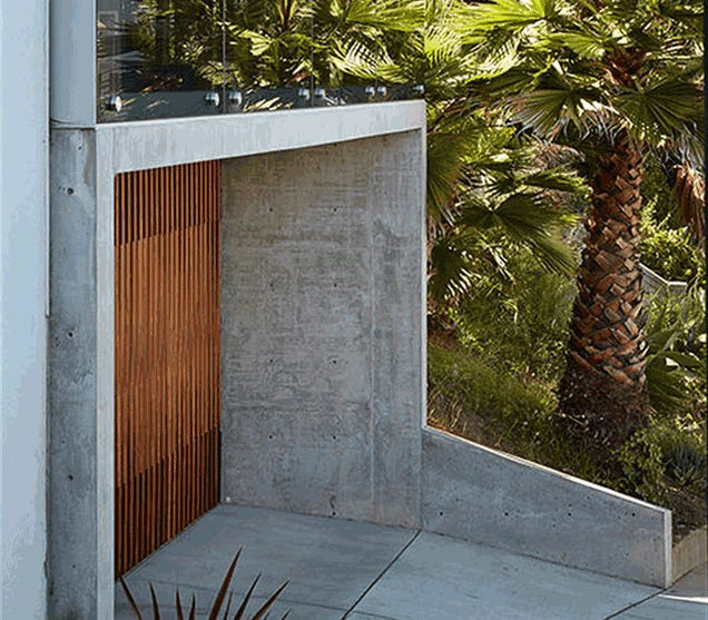 I Didn't Know Garage Doors Could Be This Cool