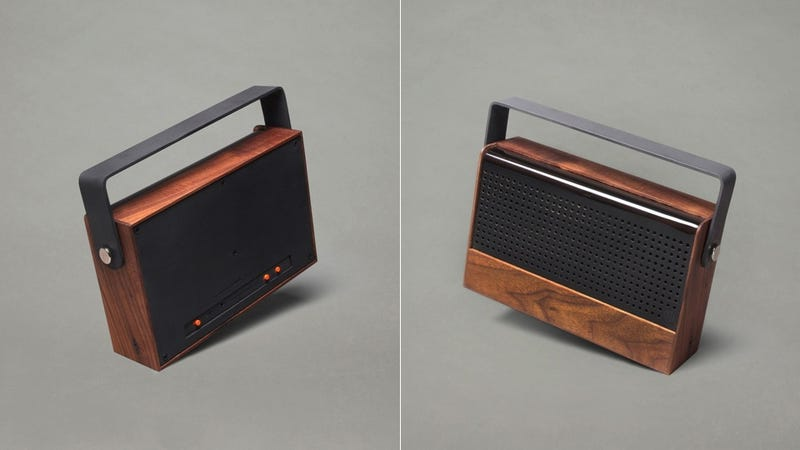 This Speaker Wasn't Stolen From the Mad Men Prop Closet