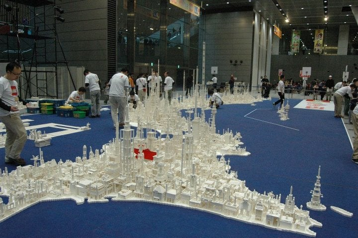 1.8-million-Lego map of Japan will make you feel like Godzilla