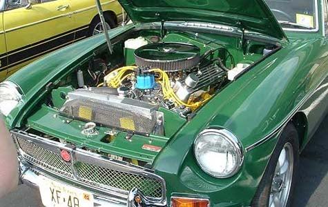 British V8 Swaps: We Mean It, Man!